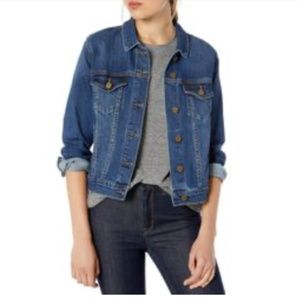 Sanctuary Denim jean jacket medium wash